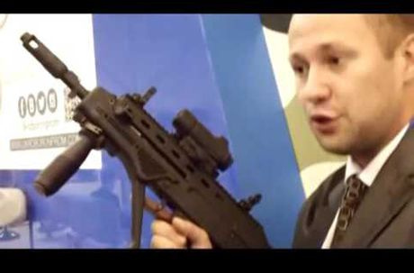 Ukraine tham vong thay the AK-74M bang sung truong Malyuk - Anh 2