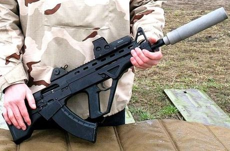 Ukraine tham vong thay the AK-74M bang sung truong Malyuk - Anh 4