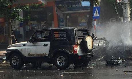 No taxi tai Quang Ninh: Xac dinh danh tinh lai xe tu vong - Anh 1