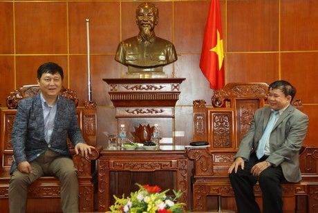 Quy Huu nghi Han Quoc – chau A ho tro sach cho hoc sinh Tieu hoc - Anh 1