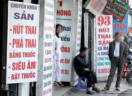 Viet Nam thuoc top dau the gioi ve nao pha thai: Su that dang buon! - Anh 1