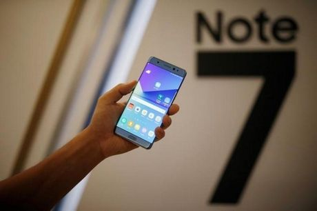 Samsung de nghi Hai quan Viet Nam ho tro khac phuc be boi Galaxy Note7 - Anh 1