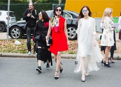 Chu thuong hieu thoi trang Elise Viet Nam du show thoi trang cua Dior - Anh 3
