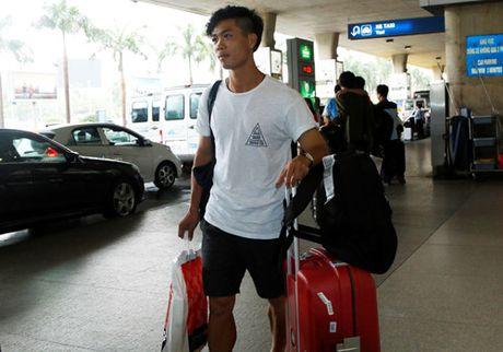 Cong Phuong deo khuyen tai sanh dieu, Tuan Anh bit khau trang kin mit - Anh 5