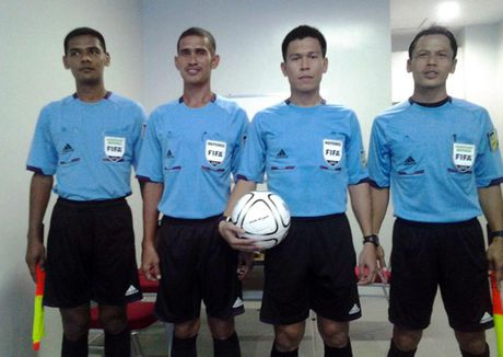 Cong Phuong gap lai trong tai gioi bac nhat Thai Lan - Anh 1