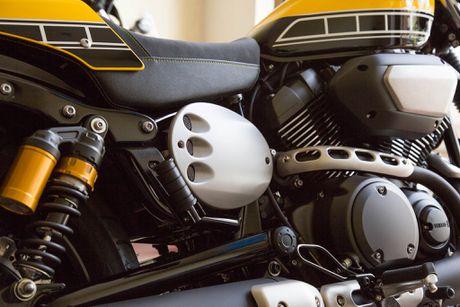 Yamaha XV 950 Racer ABS phien ban ky niem 60 nam - Anh 10