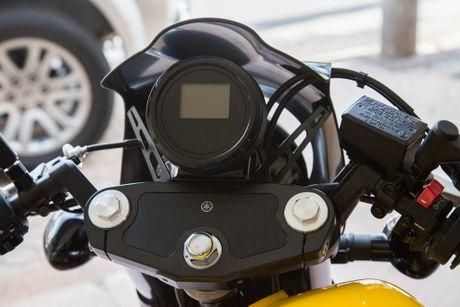 Yamaha XV 950 Racer ABS phien ban ky niem 60 nam - Anh 12