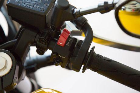 Yamaha XV 950 Racer ABS phien ban ky niem 60 nam - Anh 14
