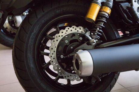 Yamaha XV 950 Racer ABS phien ban ky niem 60 nam - Anh 15