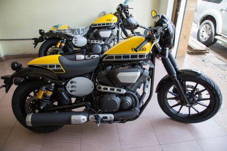 Yamaha XV 950 Racer ABS phien ban ky niem 60 nam - Anh 19