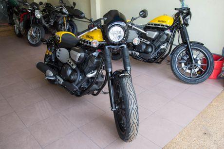 Yamaha XV 950 Racer ABS phien ban ky niem 60 nam - Anh 1