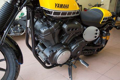 Yamaha XV 950 Racer ABS phien ban ky niem 60 nam - Anh 2