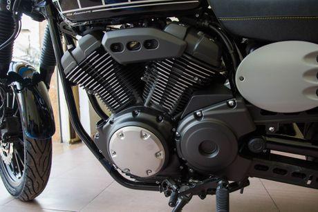Yamaha XV 950 Racer ABS phien ban ky niem 60 nam - Anh 3