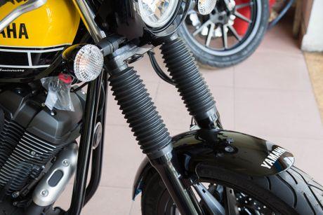 Yamaha XV 950 Racer ABS phien ban ky niem 60 nam - Anh 4