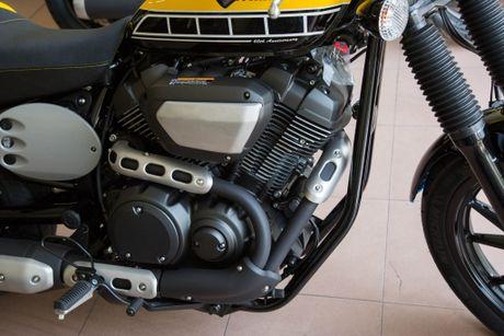 Yamaha XV 950 Racer ABS phien ban ky niem 60 nam - Anh 5