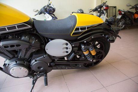 Yamaha XV 950 Racer ABS phien ban ky niem 60 nam - Anh 6