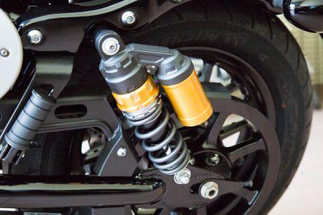 Yamaha XV 950 Racer ABS phien ban ky niem 60 nam - Anh 7