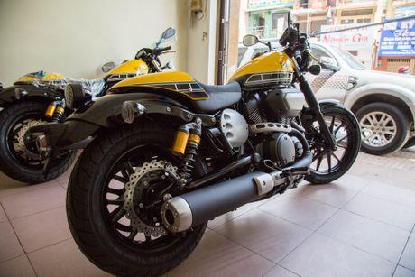 Yamaha XV 950 Racer ABS phien ban ky niem 60 nam - Anh 8