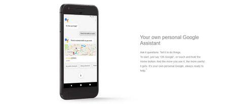 Lo cau hinh cua Google Pixel va Pixel XL - Anh 4
