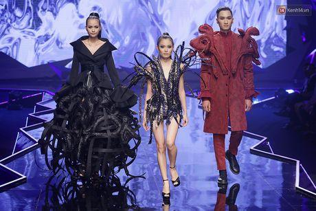 Xem lai chung ket Vietnam's Next Top Model 2016 - Anh 1