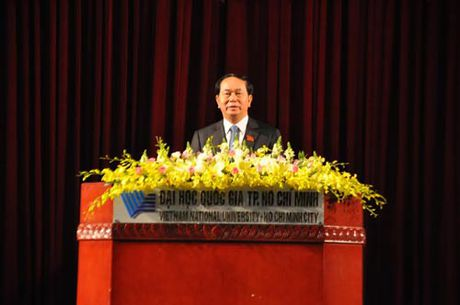 DHQG TP HCM phai khoi day kha nang sang tao - Anh 1