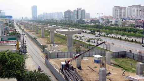 Tuyen metro so 1 cua TP.HCM se hoan thanh nam 2020 - Anh 1