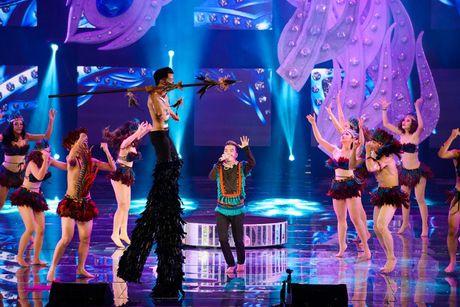 Man nhan voi Liveshow 12 ty cua Dam Vinh Hung - Anh 5