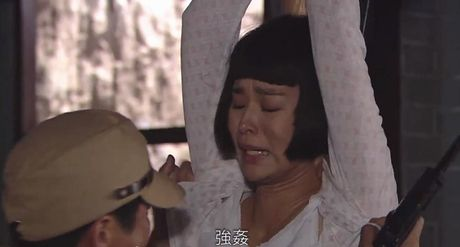 TVB gay tranh cai voi nhieu canh cuong buc tap the trong phim moi - Anh 3