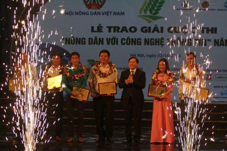 Nong dan Hoa Binh doat giai nhat cuoc thi 'Nong dan voi cong nghe thong tin' - Anh 3