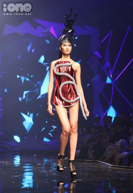5 dieu dang tiec cua chung ket Vietnam's Next Top Model 2016 - Anh 5