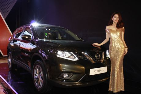 'Dot mat' chan dai ben chiec crossover Nissan X-Trail 2016 - Anh 3