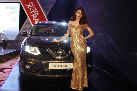 'Dot mat' chan dai ben chiec crossover Nissan X-Trail 2016 - Anh 5