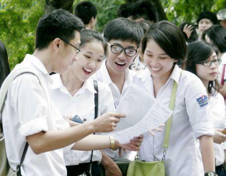 Bo GD&DT yeu cau bao cao tinh hinh viec lam sau tot nghiep - Anh 1