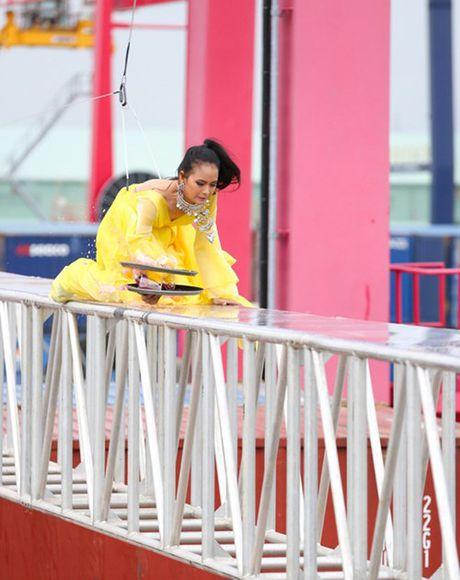 Ngoc Chau co xung dang tro thanh quan quan VNTM 2016 - Anh 2