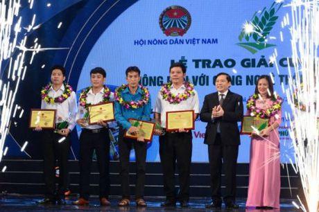 """Nong dan Hoa Binh dat giai Nhat cuoc thi """"Nong dan voi ung dung CNTT"""" 2016 - Anh 1"""