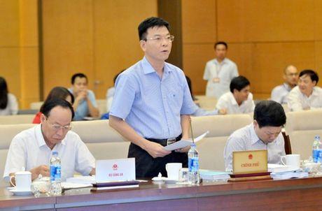 Ong Vo Trong Viet: Sua doi Bo luat Hinh su phai het suc than trong! - Anh 1