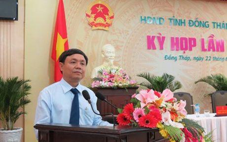 Chan dung Chu tich HDND tinh Dong Thap Phan Van Thang - Anh 1
