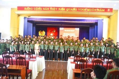 Gan 200 hoc vien tham du lop boi duong nghiep vu to chuc xay dung Dang - Anh 3
