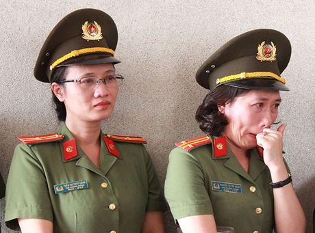 Cong doan Tong cuc Chinh tri CAND ve nguon tai Quang Binh, Quang Tri - Anh 12
