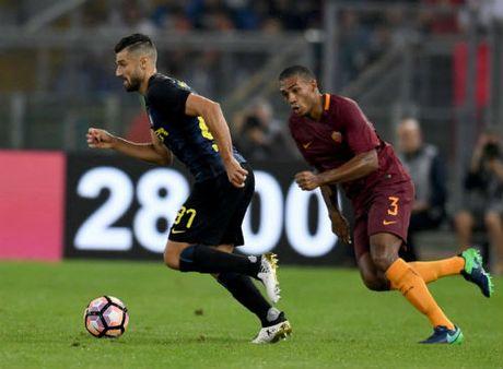 Roma - Inter: Phan cong sac lem - Anh 1