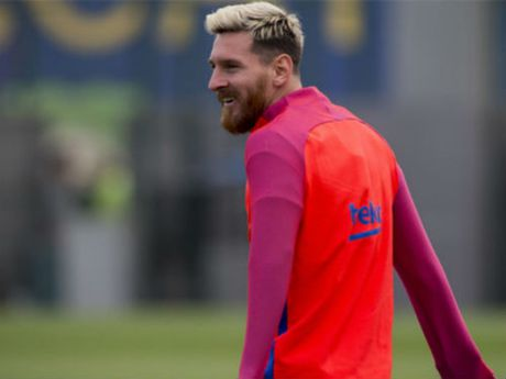 Barca don tin vui, Messi sap tro lai - Anh 1