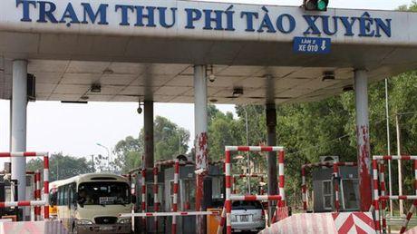 Giam sat doanh thu tram thu phi Tao Xuyen moi trong 10 ngay - Anh 1