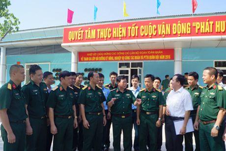 Boi duong ky nang cho thu linh Doan ao linh - Anh 2
