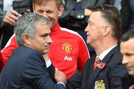 M.U cua Mourinho con te hon duoi thoi Van Gaal - Anh 1