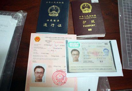 Bi truy na tu Trung Quoc tron sang Viet Nam tu xung la doanh nhan - Anh 2