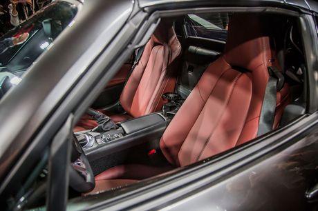 Mazda MX-5 Miata RF Launch Edition ban 2017 chi ban ra 1000 chiec - Anh 17