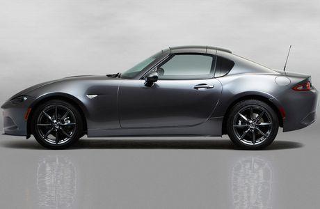 Mazda MX-5 Miata RF Launch Edition ban 2017 chi ban ra 1000 chiec - Anh 1