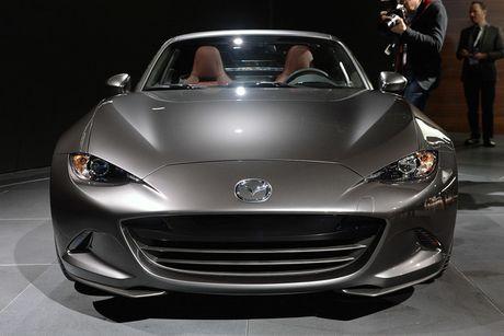 Mazda MX-5 Miata RF Launch Edition ban 2017 chi ban ra 1000 chiec - Anh 7