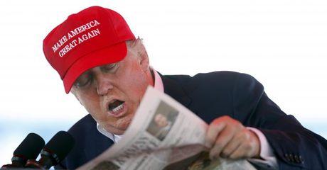 Ty phu Donald Trump tien thoai luong nan trong vu lo tai lieu tron thue - Anh 1