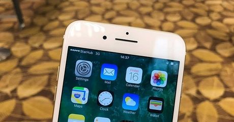 Cong nghe 24h: iPhone quoc te co the bien thanh hang lock neu reset - Anh 1